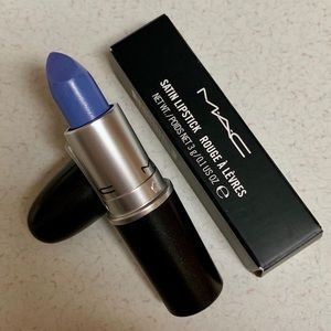 "MAC SATIN LIPSTICK💄IN ""DEW"" A46 COLOR NIB👄"